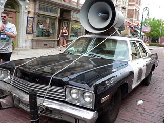 Universal Studios - The Blues Brothers' car | by Stig Nygaard