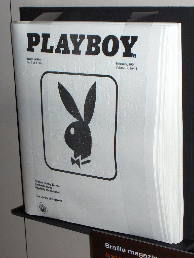 Ray Charles's Copy of Playboy