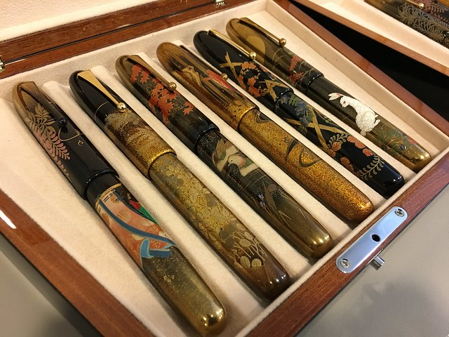 Madrid Pen Show 2016 Close Ups! @Iguana_Sell 8