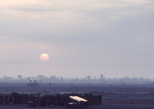 1969:  Sunrise at Long Thanh North