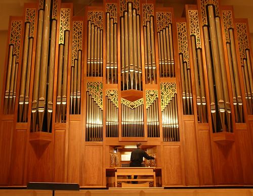 David Owens At The Pipe Organ Flickr Photo Sharing