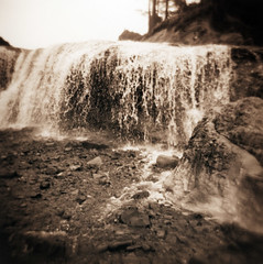 hug point as seen by holga | by manyfires