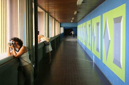 Fotos mural y juego de pelota flickr photo sharing - Mural de fotos ...