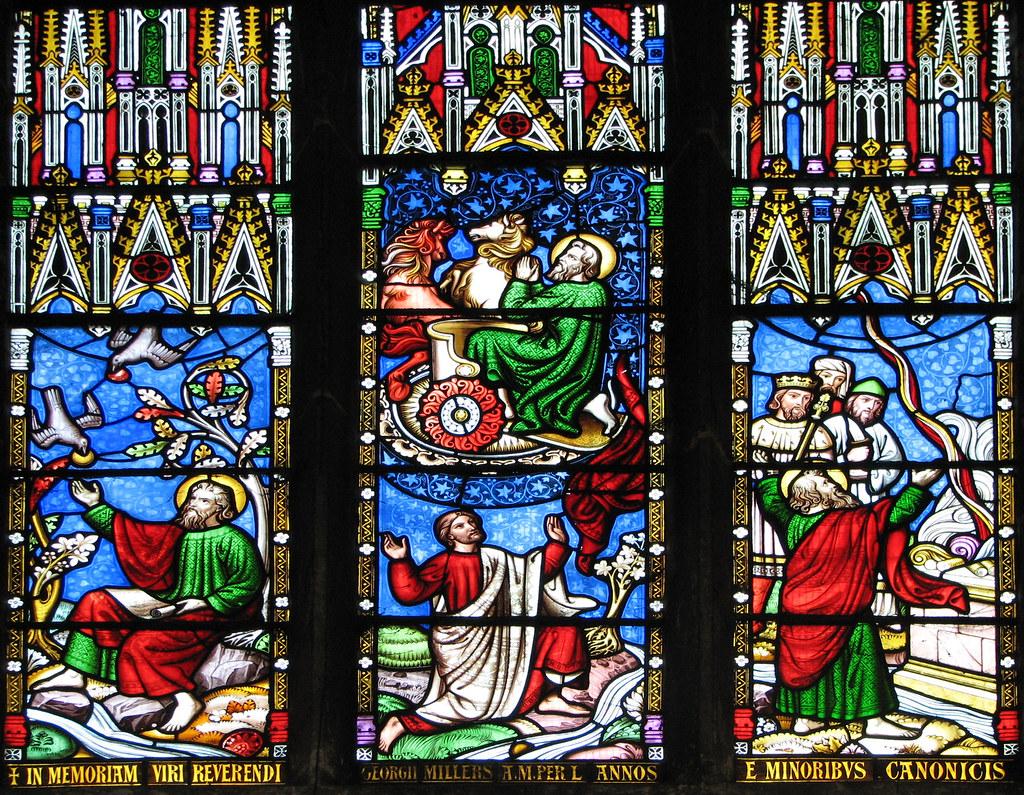 Elijah window (Ely)