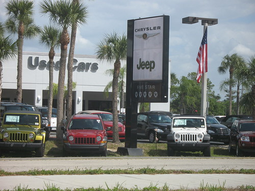 jeep dealership | by Consumerist Dot Com
