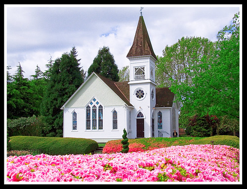 Another Beautiful Look of Minoru Chapel | by xiaotomjm