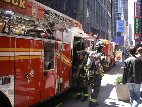 FDNY - Pride of Midtown #4 Heading into action | by Al_HikesAZ