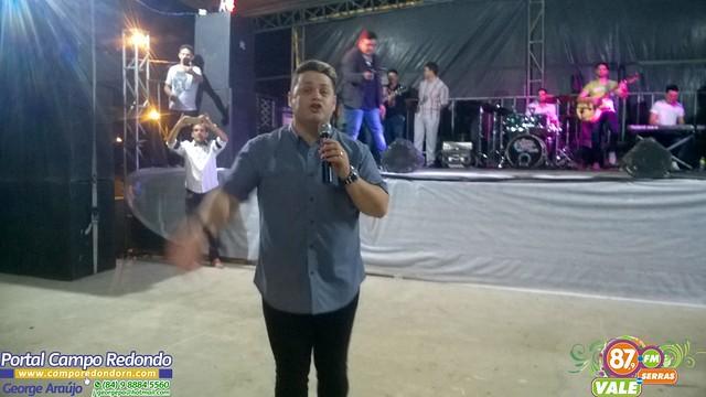 CANTOR ROBINSON MONTEIRO EM CAMPO REDONDO