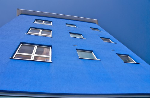 blue apartment | by Colin Cruickshank Photography