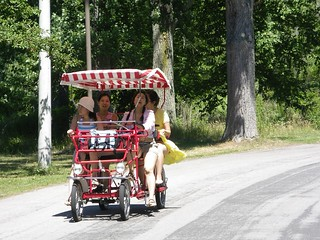 Bicycle Built for Four | by **Mary**