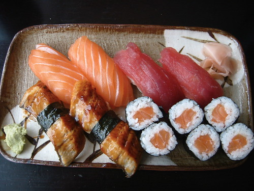 Sushi | by adactio