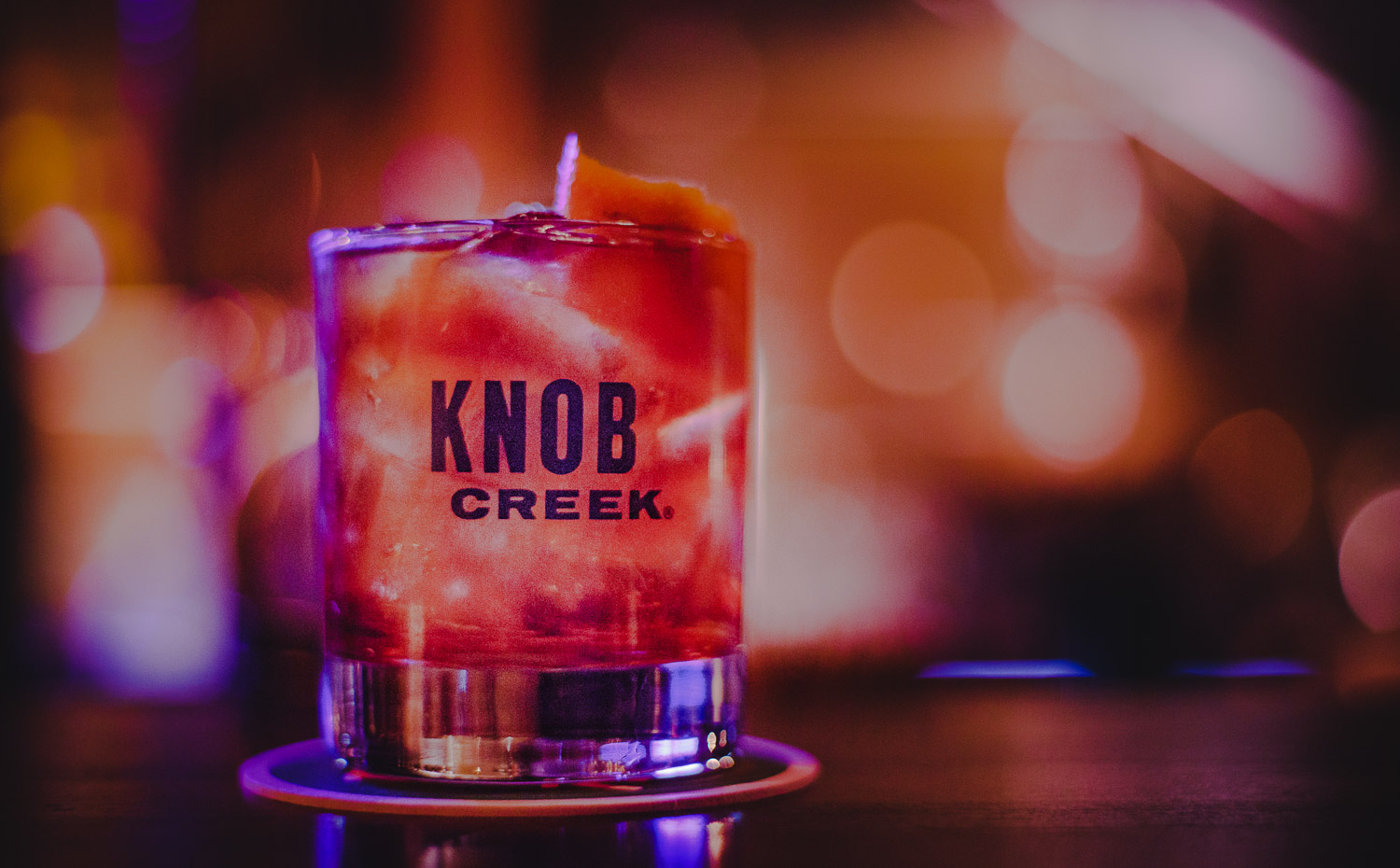 The fifth ticket knob creek