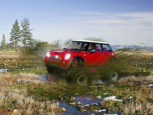 Mini Monster 4WD ~(FPSC Week 105)~ | by Gravityx9