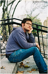 colin meloy of the decemberists | by alyssa's gallery