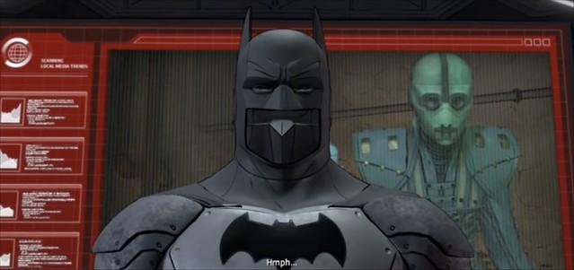 Batman: The Telltale Series Episode 5 - Batsuit