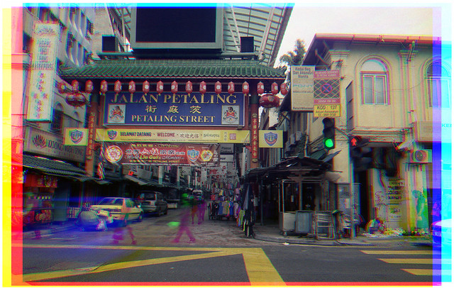 Tricolour KL Petaling Street