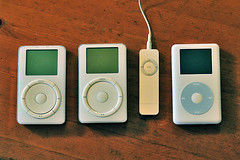 iPod | by strollers
