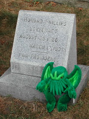 Cthulhu meets his maker | by StrangeInterlude