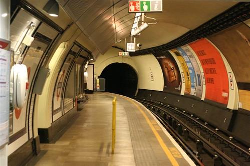 Borough tube @7:30am Sunday