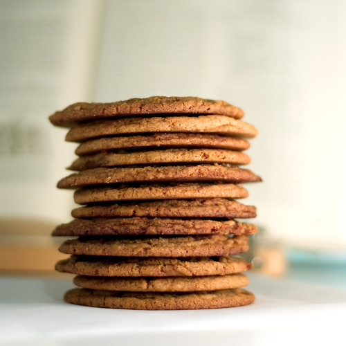 Molasses-Spice cookies | by ilmungo