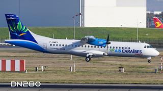 Air Caraibes ATR 72-600 msn 1384