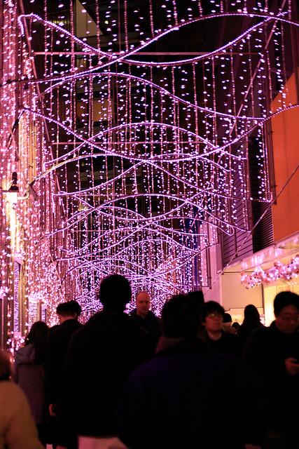 新宿 イルミネーション 2016