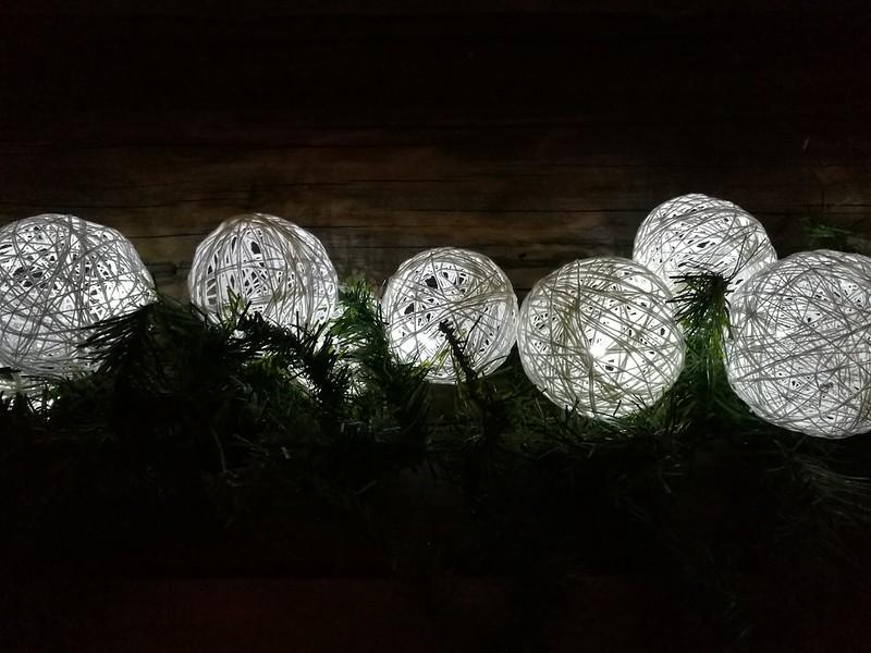 Ziemassvētku gaisma