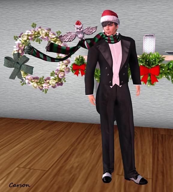 LRD gala suit gg 2015