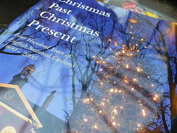 chritmas past, Christmas present