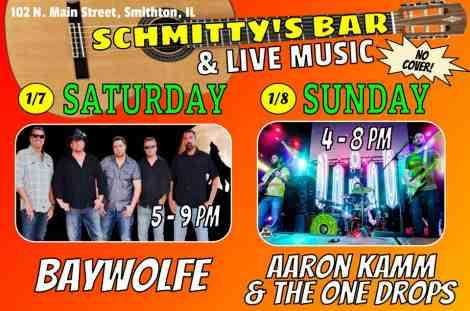 Schmitty's Bar 1-7, 1-8-17