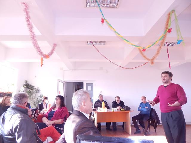 Cerc Pedagogic, Vânju Mare, 08.12.2016
