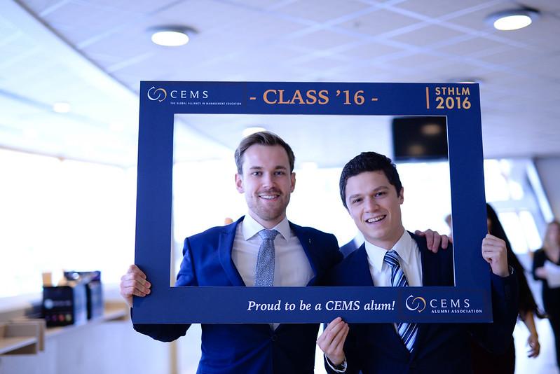 CEMS Alumni 2016