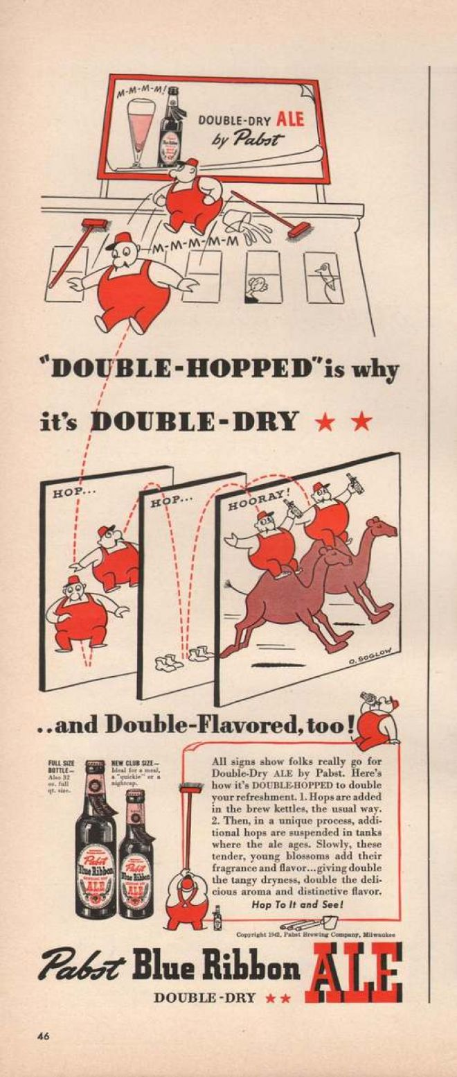 Pabst-1942-double-dry