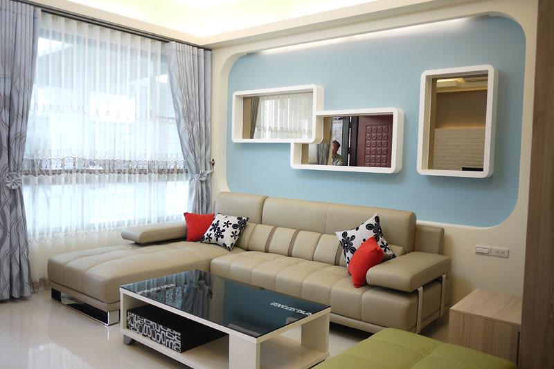 室內設計作品-綠生活-沈公館