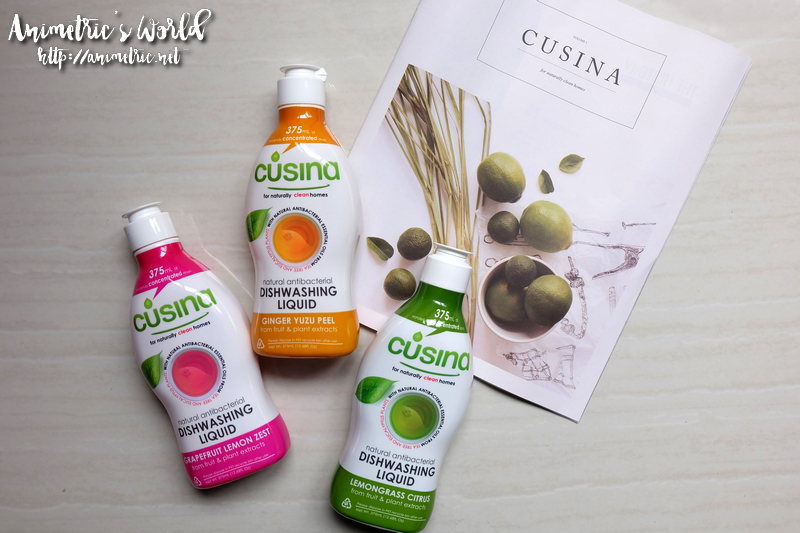 Cusina Dishwashing Liquid