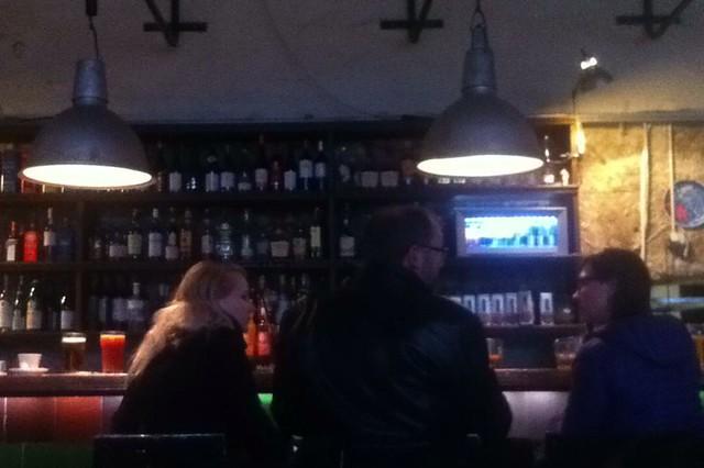 Restaurante F-hoone de Tallin