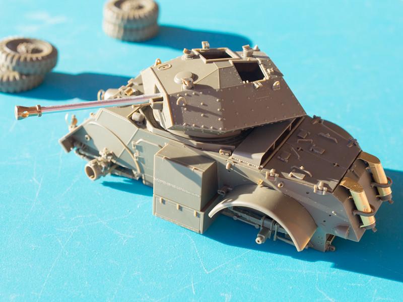 Allemagne 1945 : Staghound Mk.III // Bronco // 1/35 32121954145_823e3e24fa_b