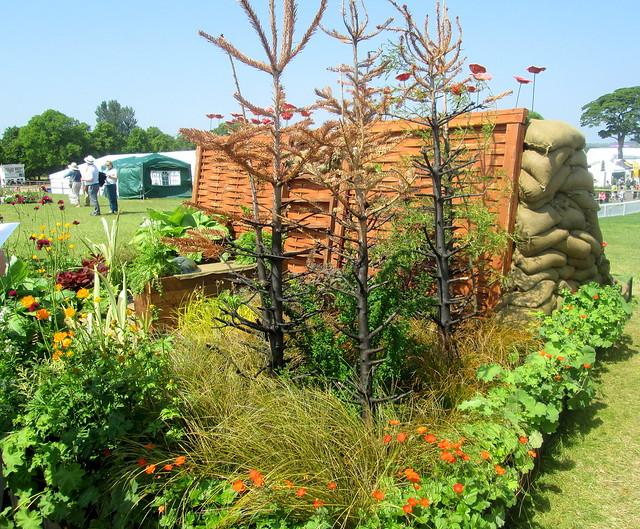 Show Garden at Gardening Scotland 2016