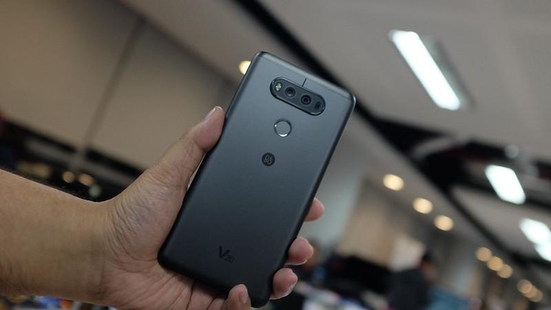 Kamera Utama LG V20