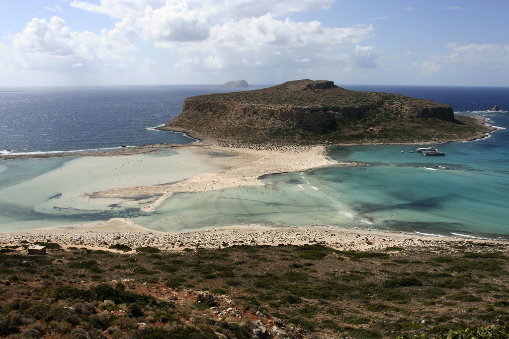 Crete - Balos beach, These are the 5 most beautiful beaches in Europe, you should consider visiting when planning your next vacation. Enjoy!