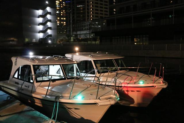 シースタイルG 東京湾ナイトクルージング