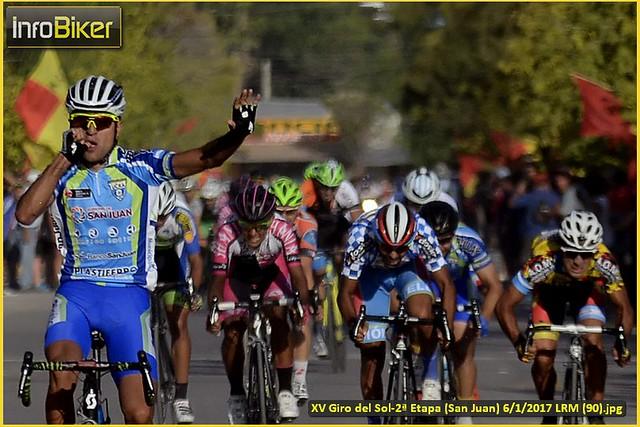 XV Giro del Sol-2° Etapa