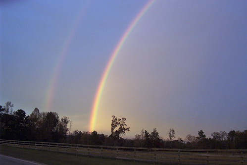 Double Rainbow | by InvictusOU812