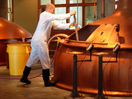 Inside the Anchor Steam Brewery | by aGreatNotion