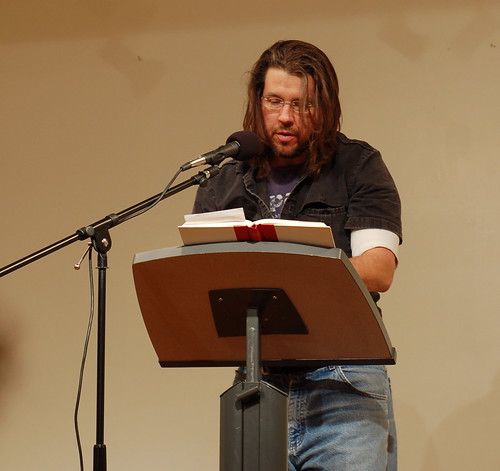 David Foster Wallace | by Steve Rhodes