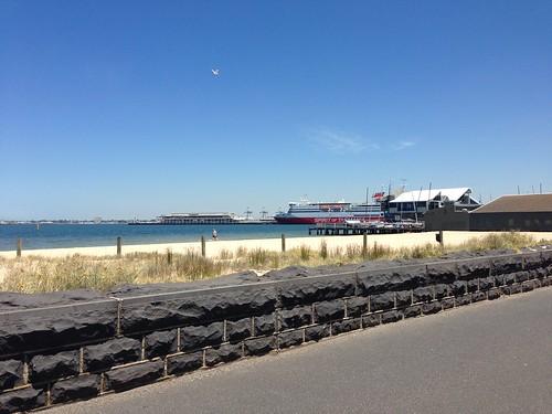 Station Pier, Port Melbourne