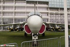 158794 - I-530 - US Navy - Grumman A-6E Intruder - The Museum Of Flight - Seattle, Washington - 131021 - Steven Gray - IMG_3758