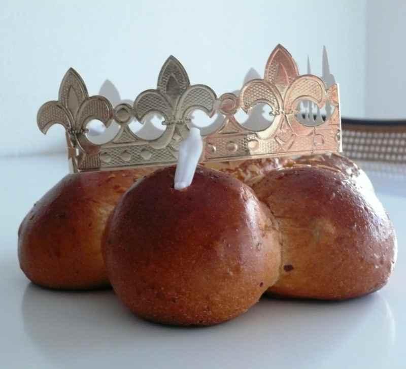 6th January, 3 Kings cake