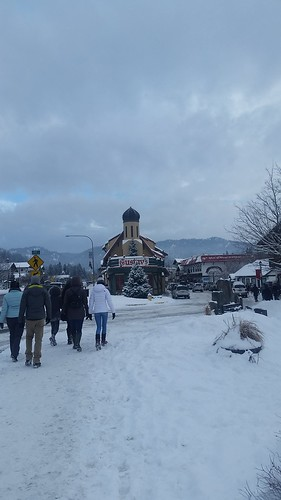 Leavenworth, Washington Dec 2016