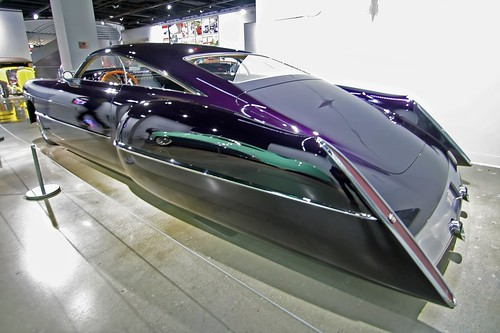 1948 Cadillac Sedanette Cadzzilla by Hot Rods By Boyd - Petersen Museum (7759)